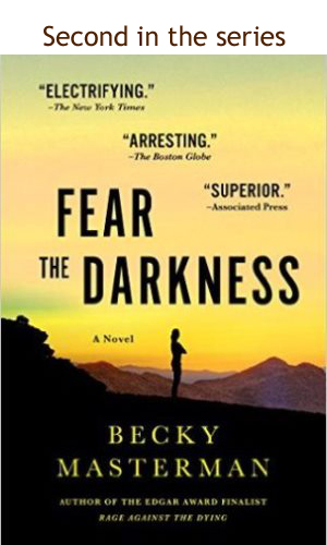 Fear the Darkness - Becky Masterman Author