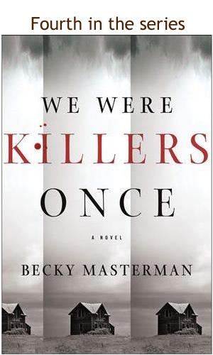 A Twist Of The Knife Becky Masterman